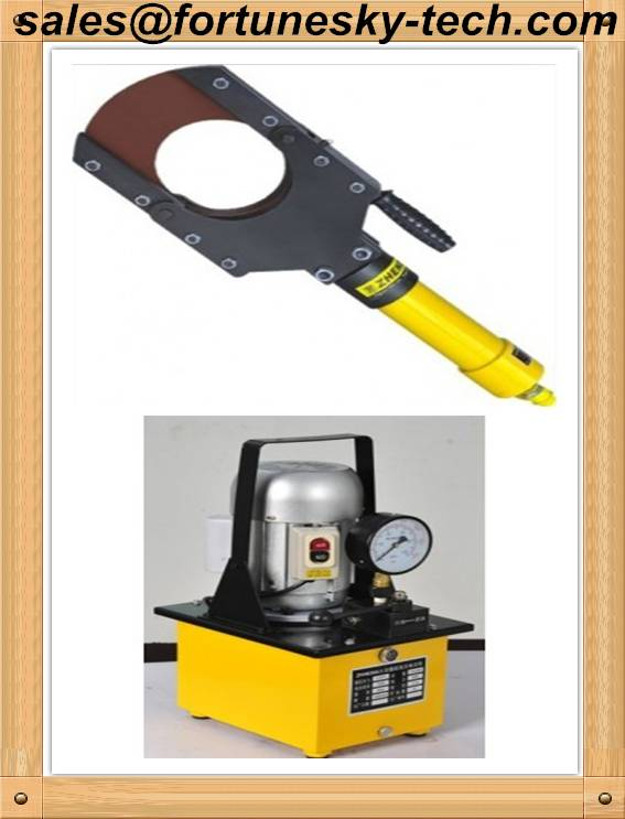 Split Hydraulic Cable Cutter CPC-150H