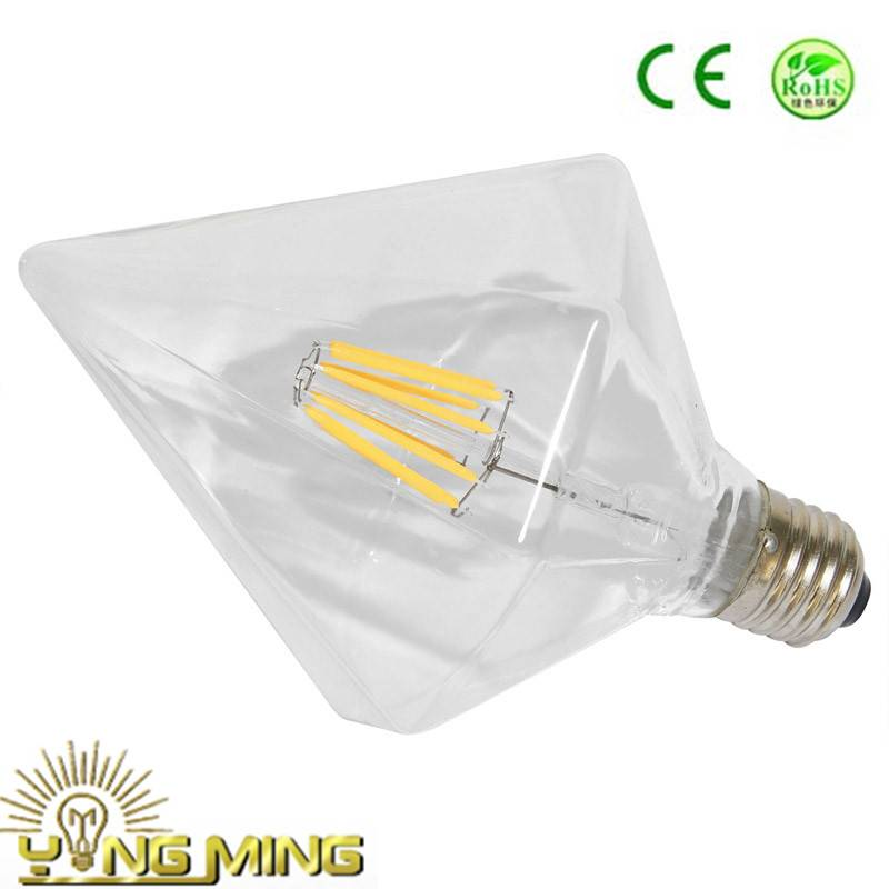 Diamond Coffiee shop decoration bulb