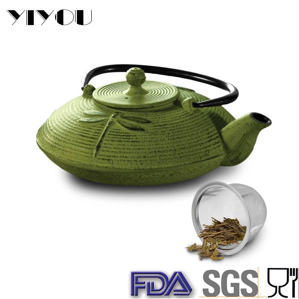 wholesale cast iron teapot