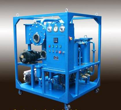 High Precision Transformer Oil Filtration Systems