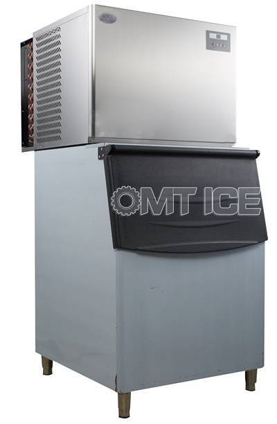 OMT 500kg Cube Ice Machine