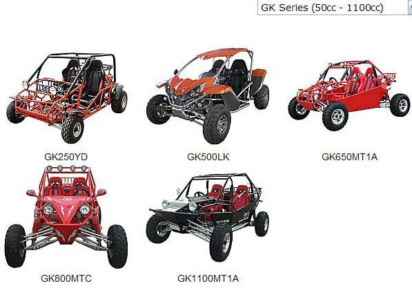 go karts, fun go karts with honda engine, buggy go karts, 50cc, 160cc, 200cc, 270cc, 300cc, 400cc, 5
