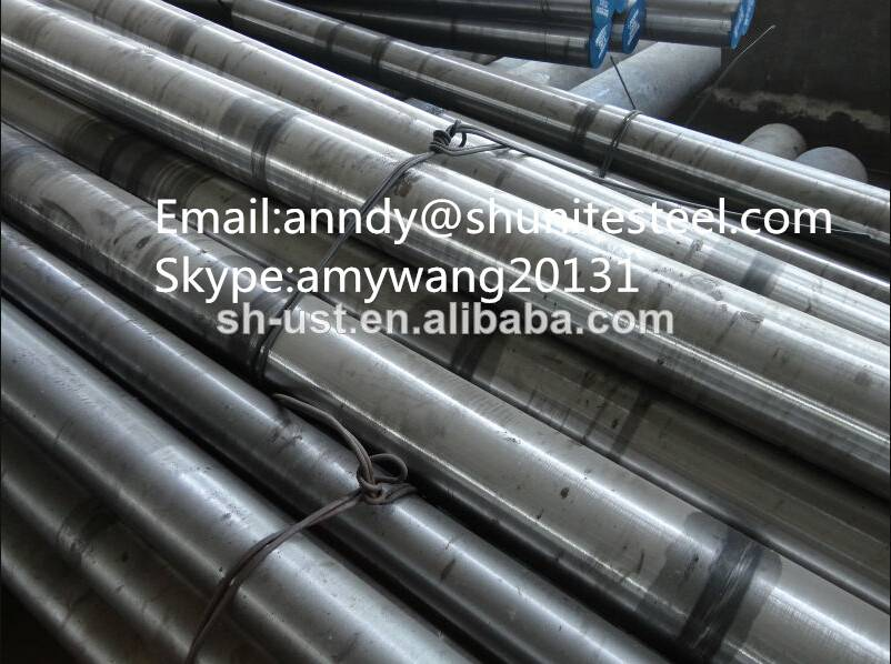 30CrNiMo8 forged steel bars