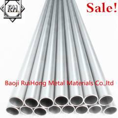 Gr2 ASTM B338 Titanium Pipes/Titanium Tube