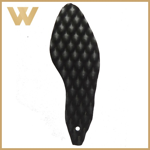 Latest Rubber Recycle 100% Natural Rubber Sole