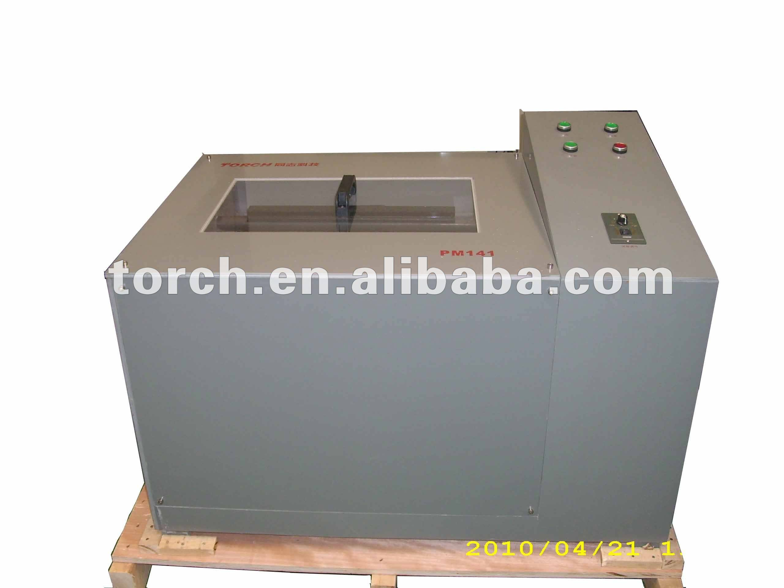 PCB Double Side Spray Etching Machine PM141 (TORCH)