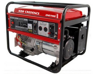 6.5KW Gasoline generator sets with high quality