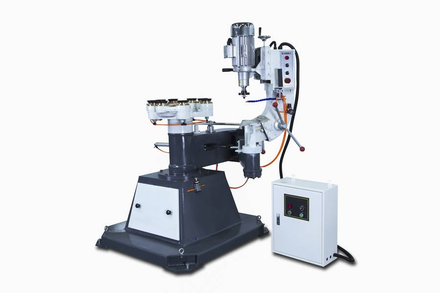 Shaped glass edge grinding machine SZ-YX1