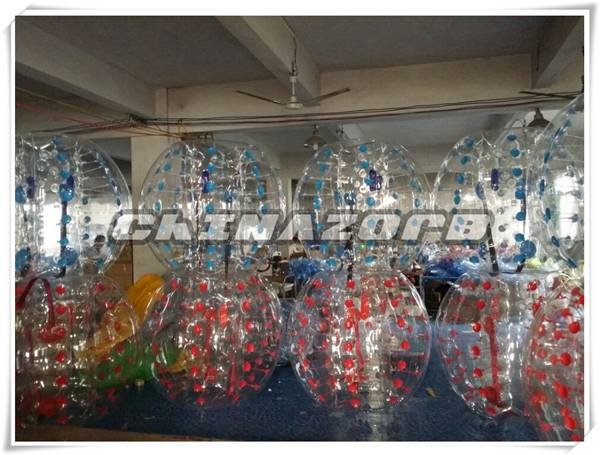 Hot sale inflatable bubble football bubble soccer inflatable bumper ball