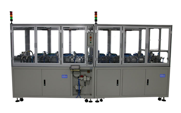 Fully Automatic Plug-in Terminal Machine