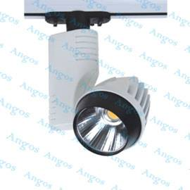 LED track spot light shop gallery factory price 10W-25W high CRI CE UL 3 year warranty ship from Ang