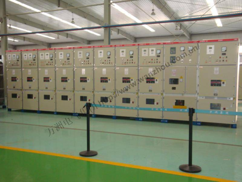 KYN anti-corrosion high voltage switch cabinet
