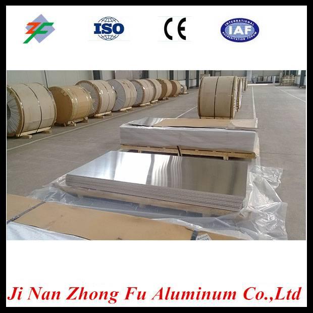 Chinese Bigger Aluminum Plate Factory Temper 1060/3003/5052/5083
