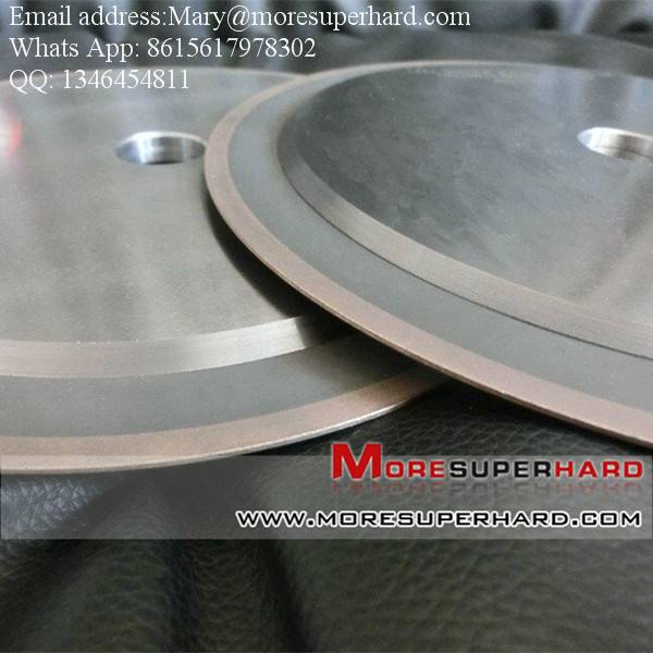 14A1 Vitrified Bond Diamond Grinding Wheels for PCD PCBN tools