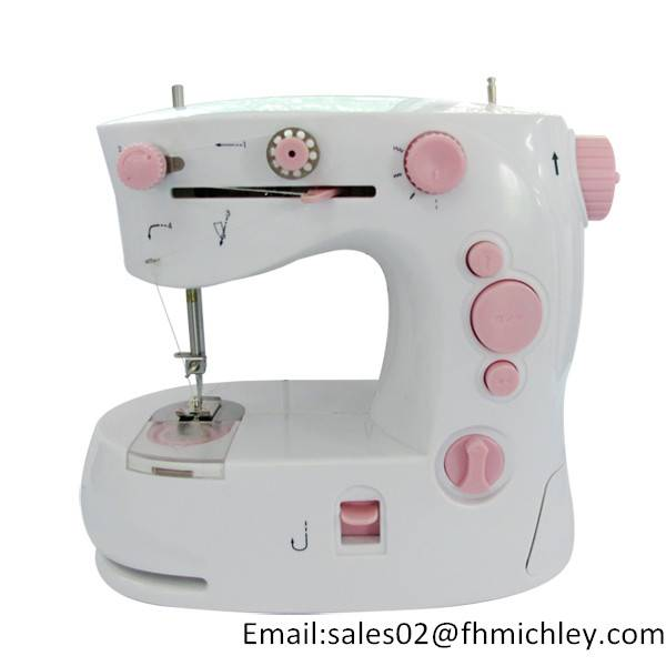 household sewing machine with straight and Zigzag sttich FHSM-339