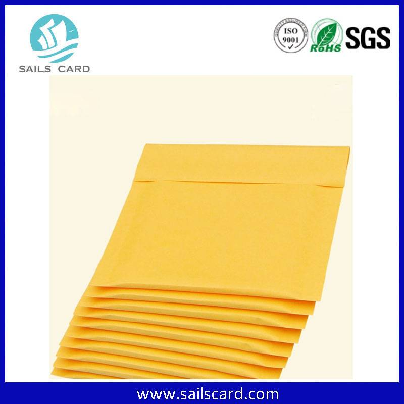 Welcome OEM! Whole Sale Golden Self Adhesive Seal 5x7 Envelopes