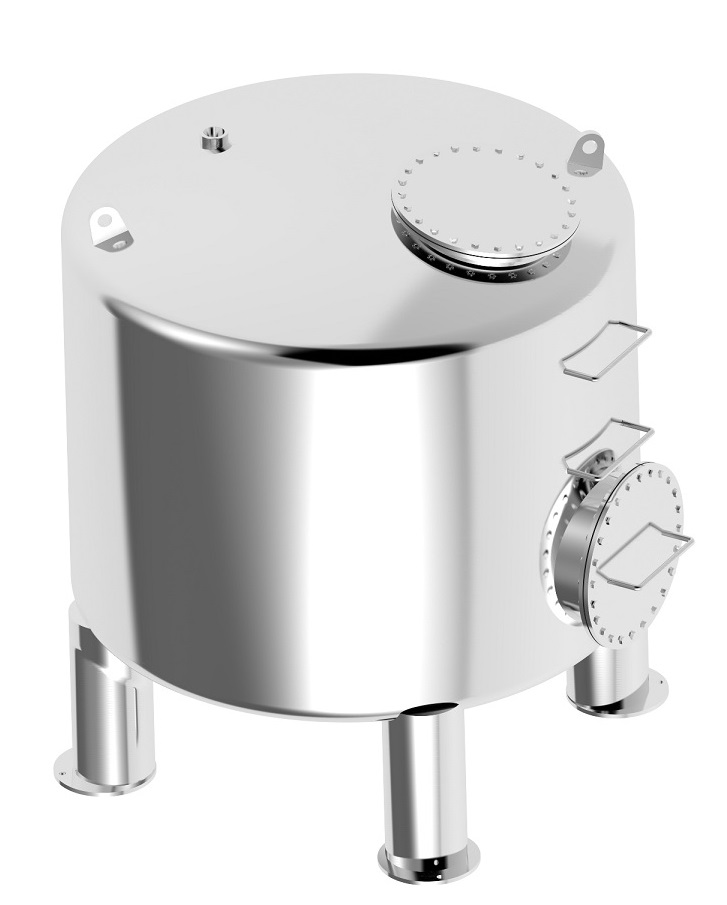 Stainless Steel Water Tank/Sand Filter Tank