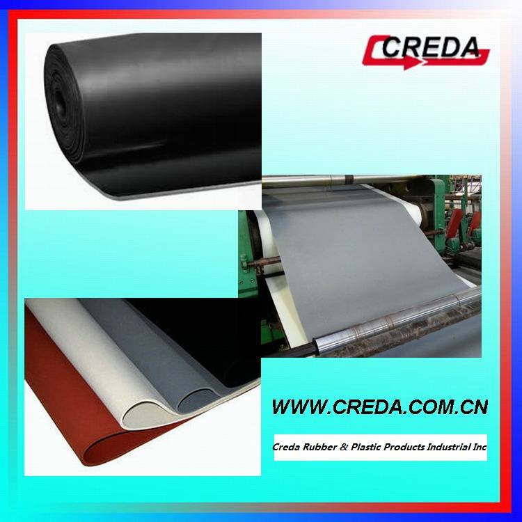 rubber sheet for general use
