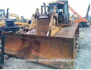 CATE D6H used  bulldozer