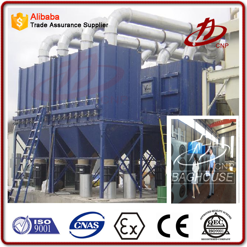 Industrial baghouse filter manufacturers