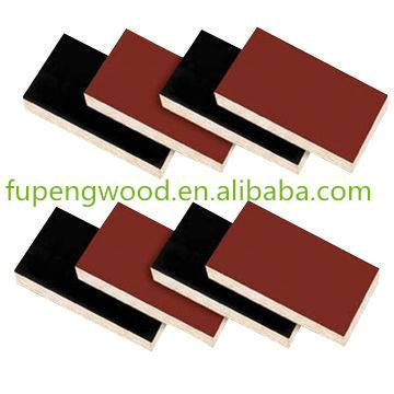 factory supply 1220x2440x18 hot sale film faced plywood