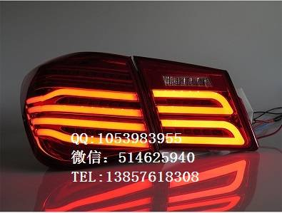 Cheverolet cruze LED taillamp
