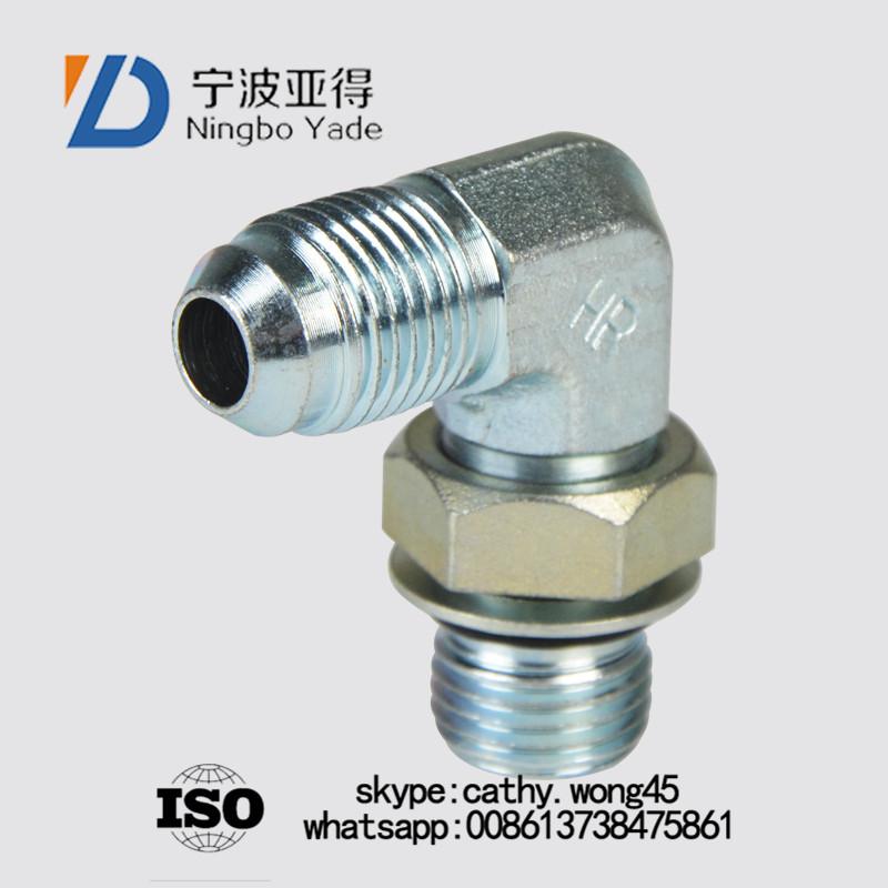 fluid connector adaptors