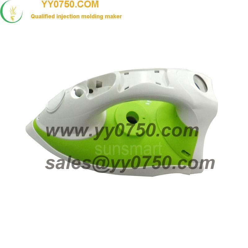 Custom made plastic electric iron housing
