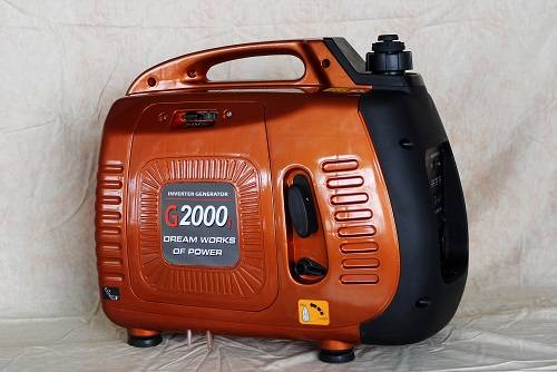2KW Pure Sine Wave Gasoline Inverter Generator with CE,GS,EPA,