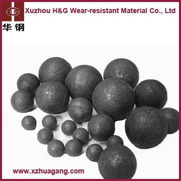 ZQCR12 steel ball for ball mill grinding