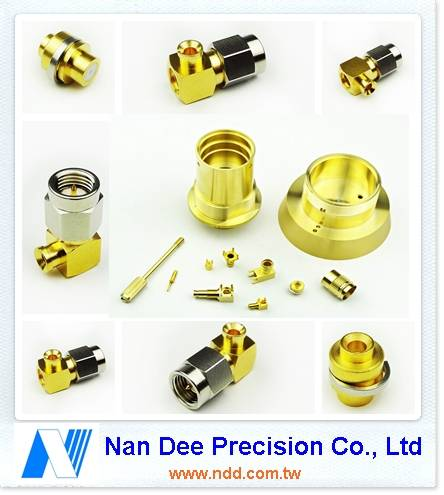 CNC Aviation, Aerospace, RF Connector, Medical components, OEM machining parts