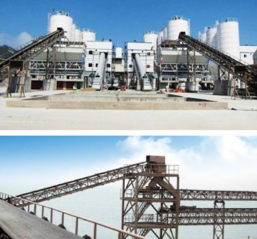 EPC project belt conveyor