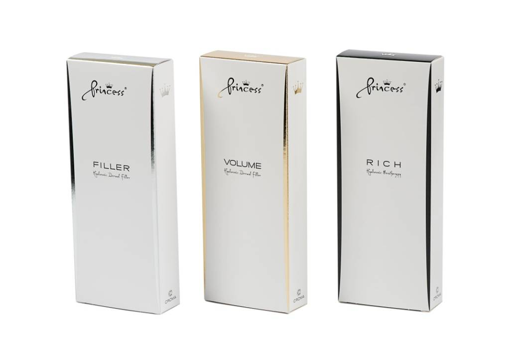 Princess Rich (1x1ml) Princess Volume (1x1ml) Princess Filler (1x1ml), Dermal fillers for sale