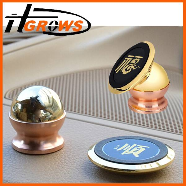 Universal Car Dash Magnetic Mount Mobile Phone Holder For iPhone HTC Samsung GPS