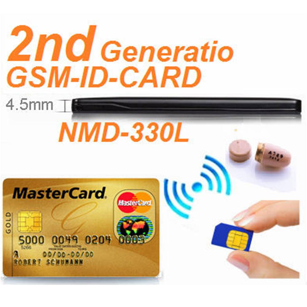2nd Generation GSM BOX Card Credit ID Card Full Set