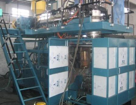 LLDPE blow moulding machine-60L-tongchuangmachine@yahoo.cn