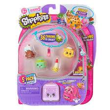 Shopkins S5 5 Pack