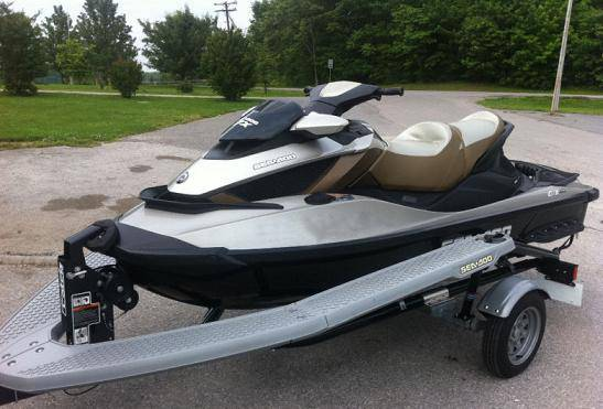 Seadoo GTX Limited iS 260 Jet Ski