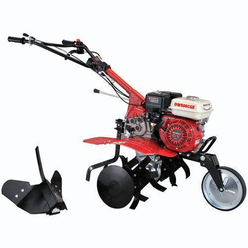 GASOLINE ROTARY MINI TILLERS AND CULTIVATOR POWER BY HONDA GX160 DW500CGX