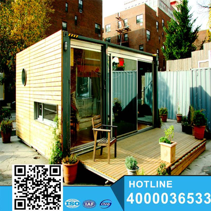 2015 China easy install prefabricated house prices