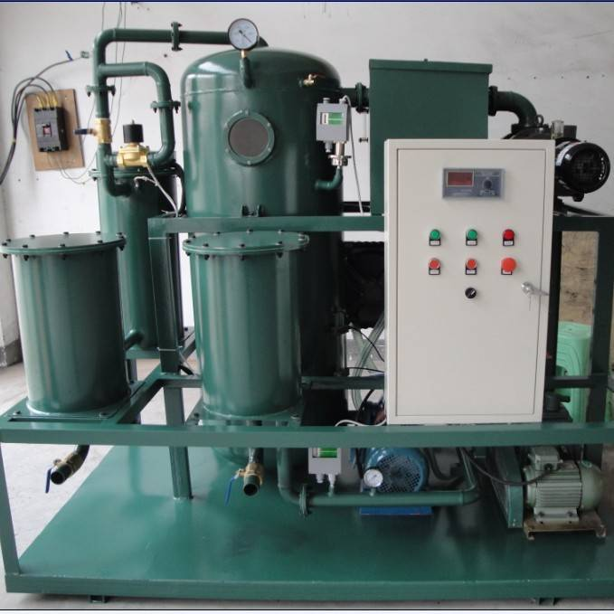 ZLA-30 TWO-STAGE VACUUM OIL PURIER Transformer oil filtration machine