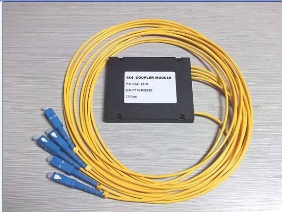 PLC splitter 1*8 ABS Type