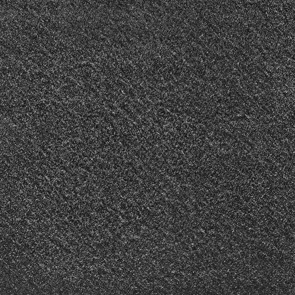 600x600mm matt black color floor tile