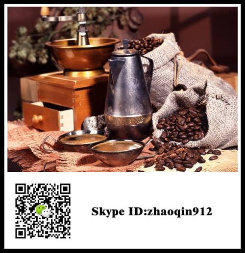 Costa rica coffee flavor powder grinding import to china less cost