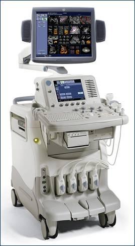 GE Logiq 7 Ultrasound Equipment