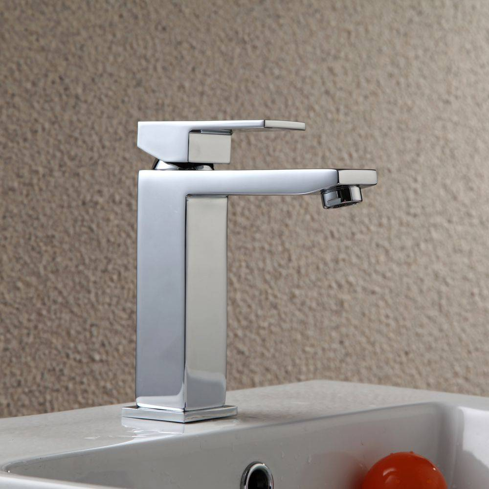 New design hot and cold bathroom tap