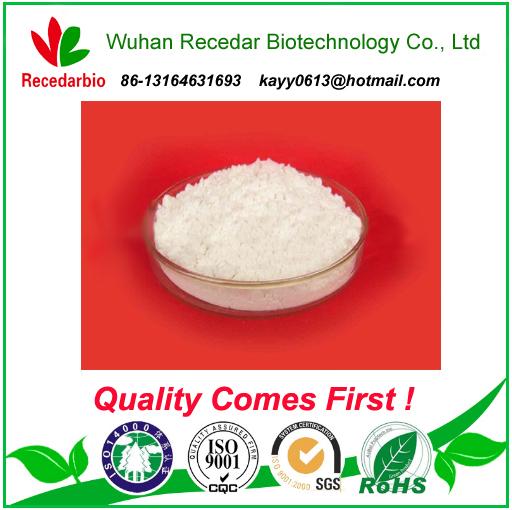 99% high quality raw powder Cinnamic acid
