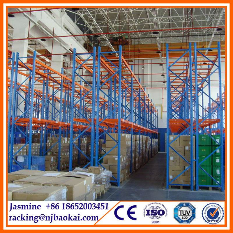 Customized Warehouse Heavy Duty Metal Pallet Rack for Industry