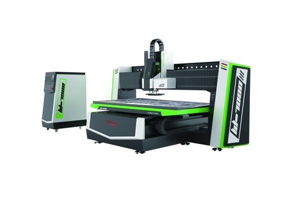 LD-7000 Industrial CNC Engraving & Milling Machine