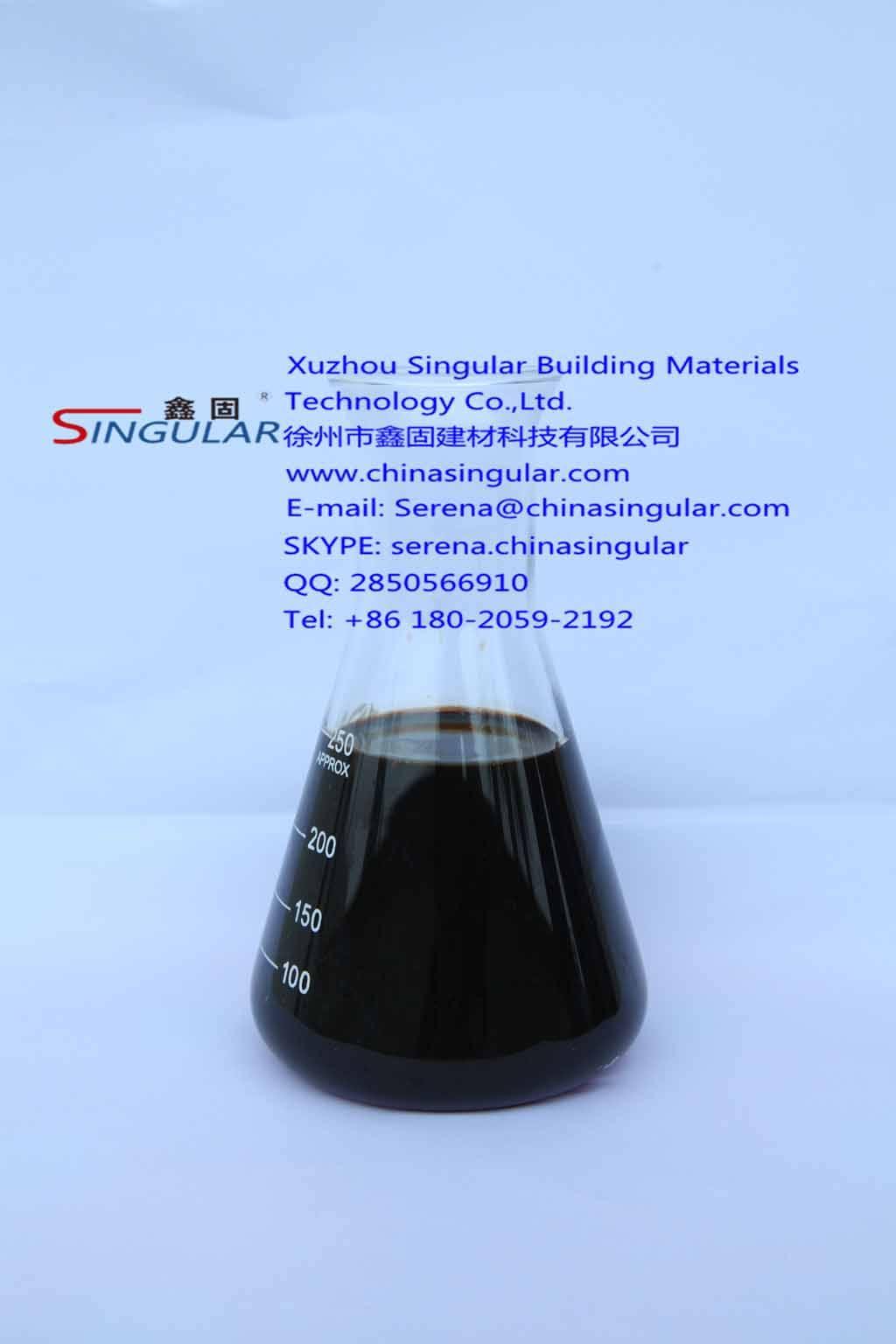 Cement admixture/ZM-3B Concrete compound Hardening acceleratar Anti-freezing admixture Singular manu